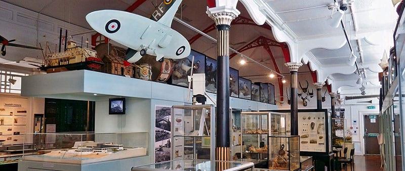 Bexhill Museum Interior