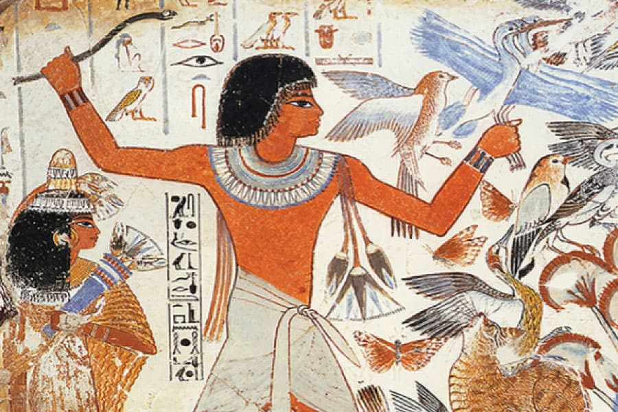 Ancient Egypt version three